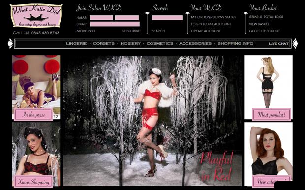 Lingerie4 4 e shops de lingerie à mettre dans vos favoris