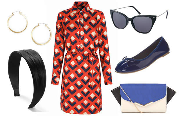 Sélection shopping spéciale Mad Men Look 1