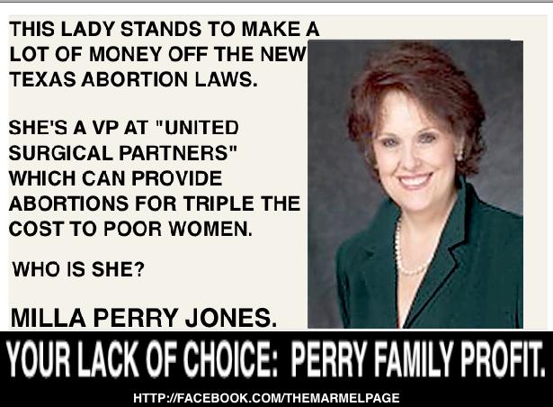 Perry sister Aux États Unis, le droit à lavortement recule