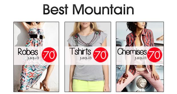 Soldes Best Mountain Soldes dété 2013 — Tous nos bons plans !