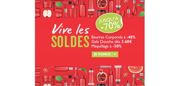 Soldes Body Shop Soldes dété 2013 — Tous nos bons plans !