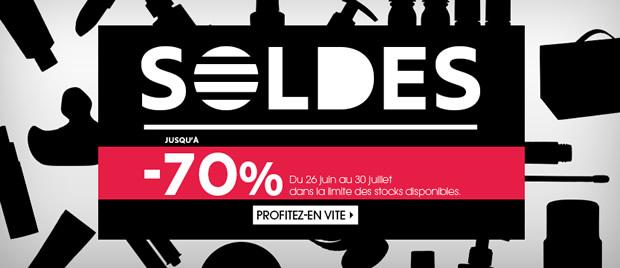 Soldes dété 2013 — Tous nos bons plans ! Soldes Sephora
