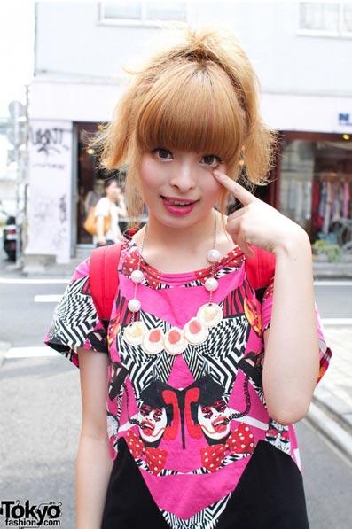 mode japonaise ado