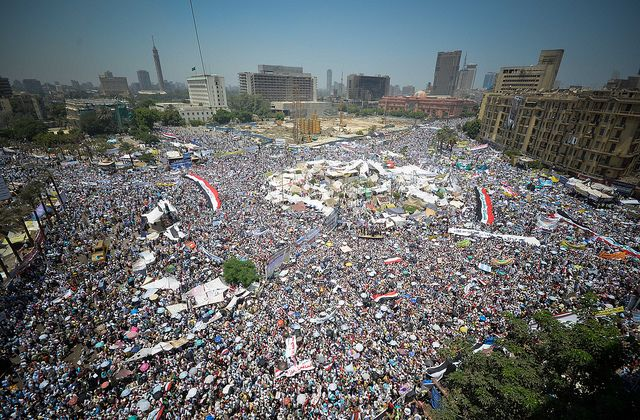 Je veux comprendre... les manifestations sans précédent en Égypte TahrirJuillet2011