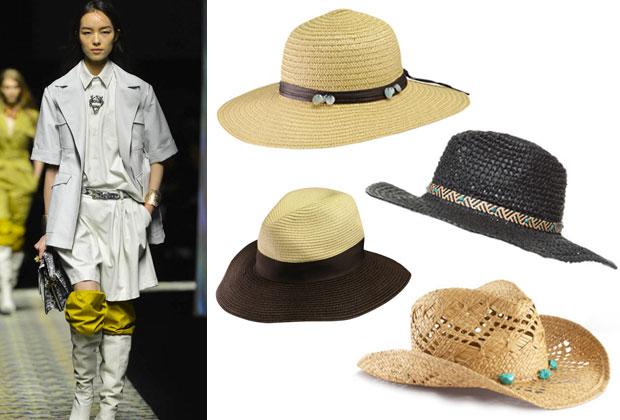 Quel chapeau choisir pour cet été ? baroudeuse