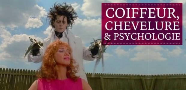 Coiffeur, chevelure et psychologie