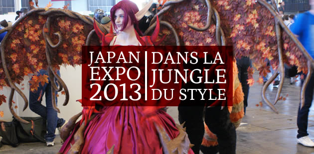 Japan Expo 2013 : dans la jungle du style