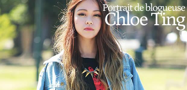 Chloe Ting – Portrait de blogueuse