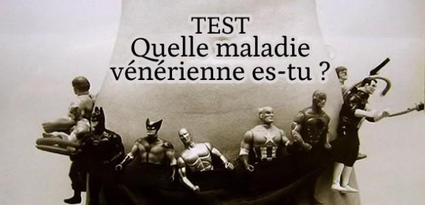 Test – Quelle maladie vénérienne es-tu ?
