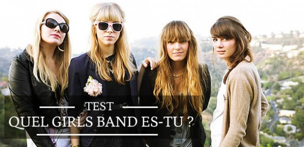 Test – Quel girls band es-tu ?