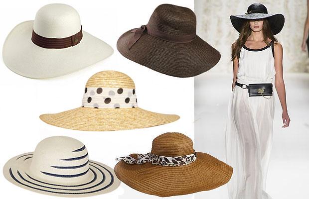 Quel chapeau choisir pour cet été ? capeline