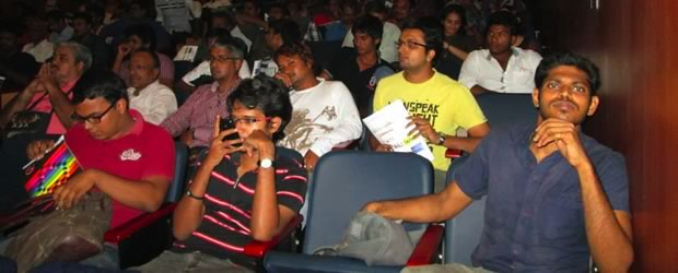 chennaifilmfestival Le festival LGBT de Chennai — Carte postale dInde