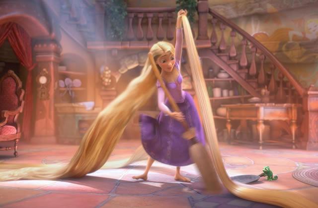 Pourquoi les cheveux longs c'est quand même relou