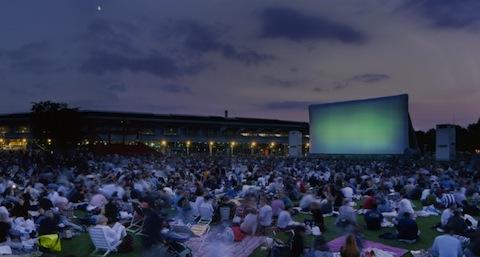 cinemalavillette Cinéma en plein air à la Villette : ça commence ce soir !
