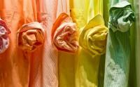 Cinq couleurs stars de la mode