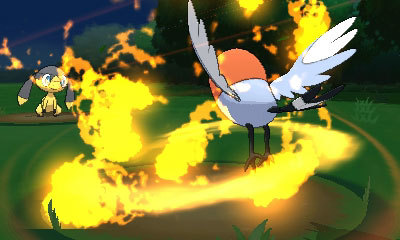 Pokémon X et Y : plein de nouvelles infos et une date de sortie ! combat