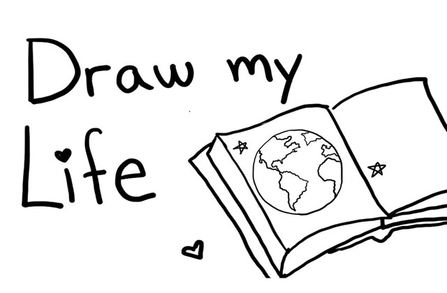 Draw my life, le tag youtube qui cartonne