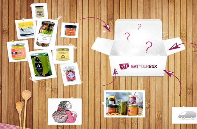 Un bon plan Eat Your Box chez Vente-Privée !