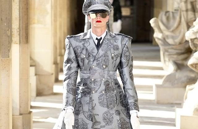 Fashion Week homme à Paris : le meilleur du plus étrange