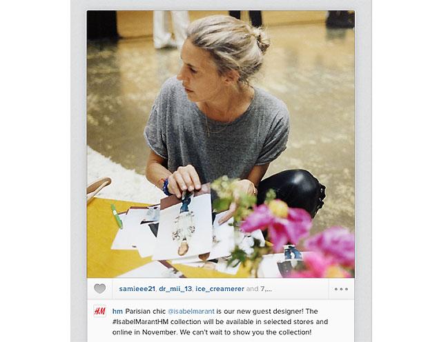 hm Isabel Marant est la nouvelle invitée de H&M !