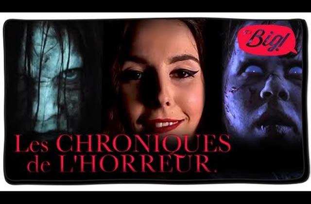Jack Parker débarque sur YouTube pour parler films d'horreur !
