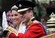 Lien permanent vers William & Kate : l'enfant royal a un prénom !