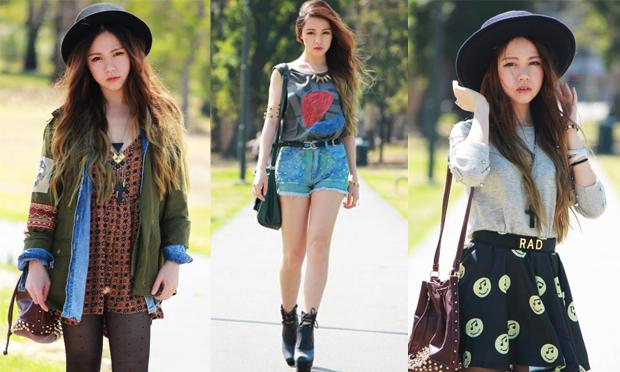 look Chloe Ting   Portrait de blogueuse