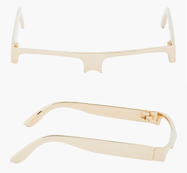 lunettes margiela2 Les lunettes inutiles de Margiela — WTF Mode