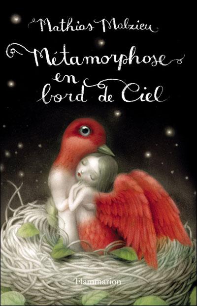 metamorphose Les 5 livres préférés... dAmélie !