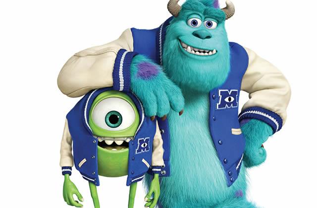 Monstres Academy, le college movie à la Pixar
