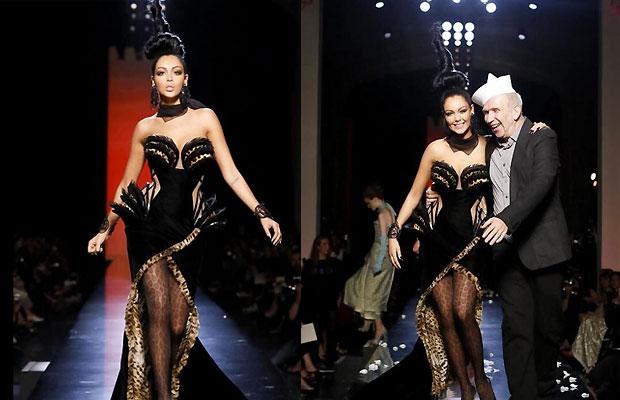 nabilla Nabilla défile pour Jean Paul Gaultier : le couturier répond