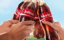 Coca-Cola, Nutella et la «personnalisation de masse »