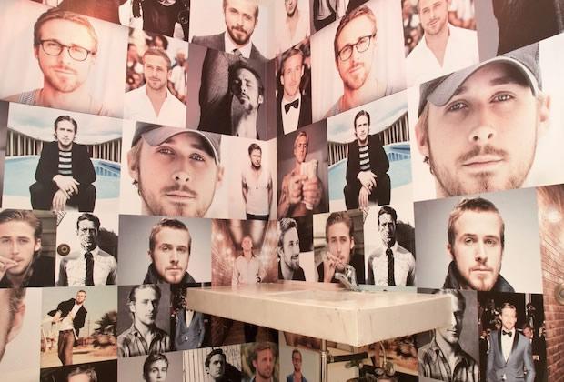 ryan  Des toilettes Ryan Gosling dans un restau japonais