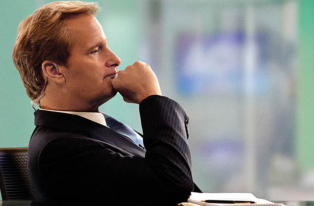 5 raisons de regarder The Newsroom