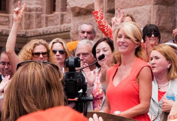 wendyyy La manif Stand With Texas Women à Austin : jy étais !