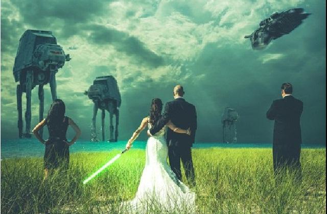 When Geeks Wed : des mariages (ou des fêtes) geek