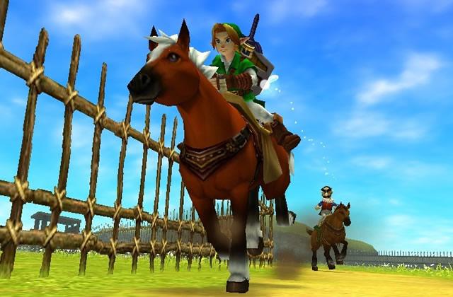 Quizz : The Legend of Zelda – Ocarina of Time
