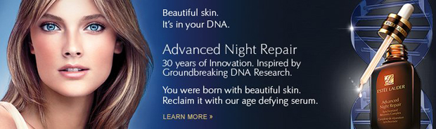 Nivea sanctionnée pour abus de Photoshop advanced night repair serum