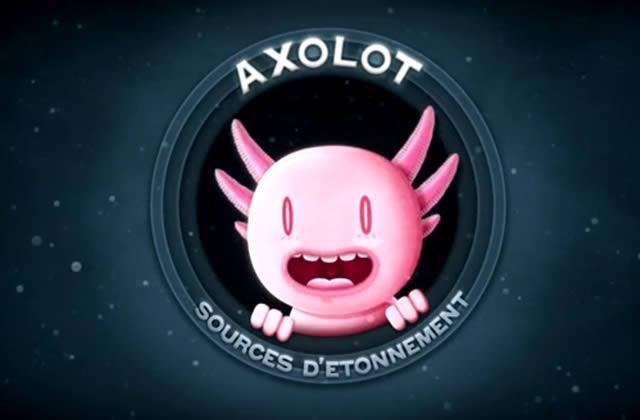 Axolot : de la science et du fun sur YouTube
