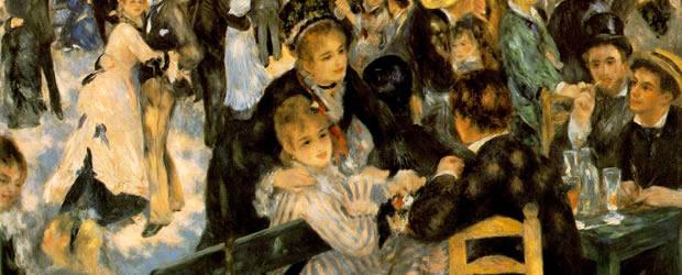 Rencontres, drague et fiançailles au XIXème — Raconte moi lhistoire... bal moulin galette