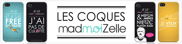banner coque Les Goodies madmoiZelle !