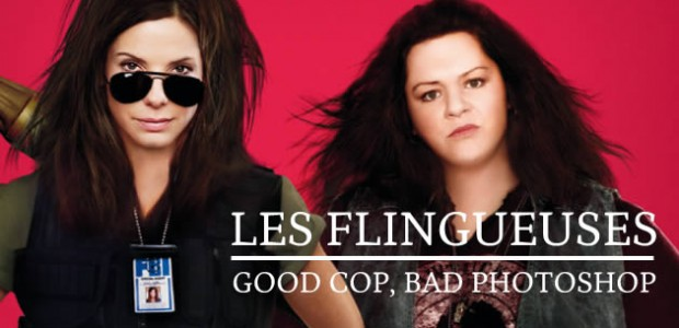 Les Flingueuses : Good Cop, Bad Photoshop