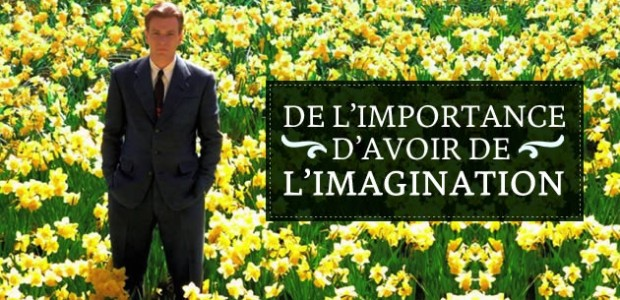 De l'importance d'avoir de l'imagination