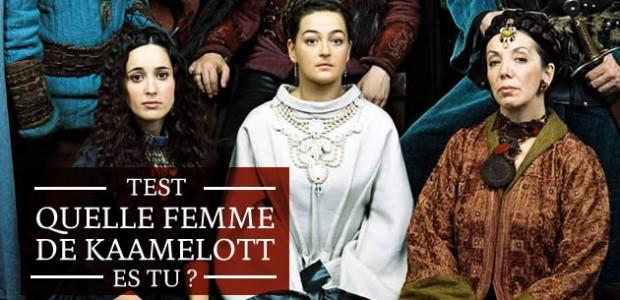 Quelle femme de Kaamelott es-tu ?