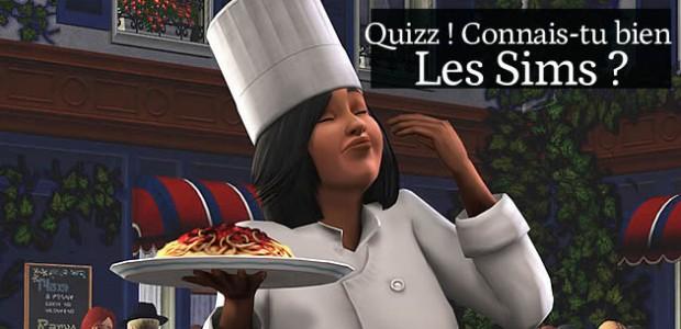 Quizz — Connais-tu bien Les Sims ?