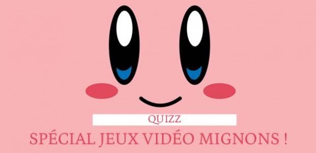 Quizz — Spécial jeux vidéo mignons !