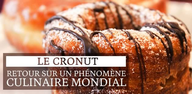 Le cronut : retour sur un phénomène culinaire mondial