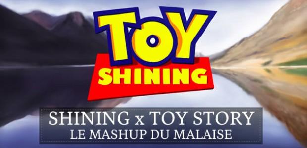 Shining x Toy Story, le mashup du malaise
