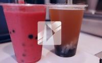 Recettes de bubble-tea et smoothies en vidéo !