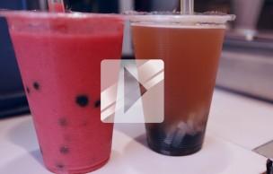 Lien permanent vers Recettes de bubble-tea et smoothies en vidéo !